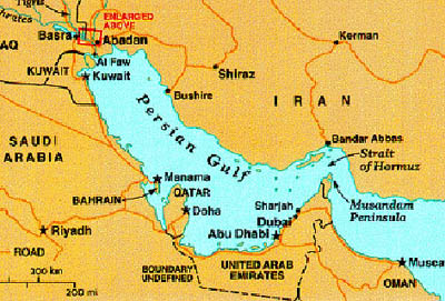 Persian Gulf: A Name for All Seasons