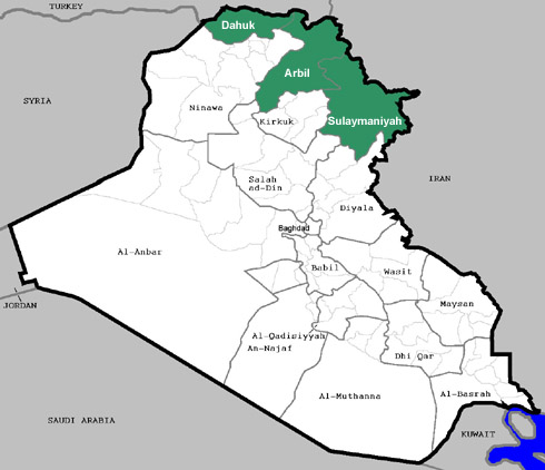 Iraq kurdistan low in violence but lacking services gumiabroncs Choice Image
