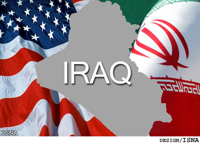 Iraq Continues To Face Hurdles Due To Its Relations With Iran US-Iraq-Iran-artwork-ISNA