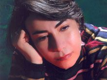 Iran - Mehrnoush Souloki, French - Iranian filmmaker is trapped in Iran for several month,2007