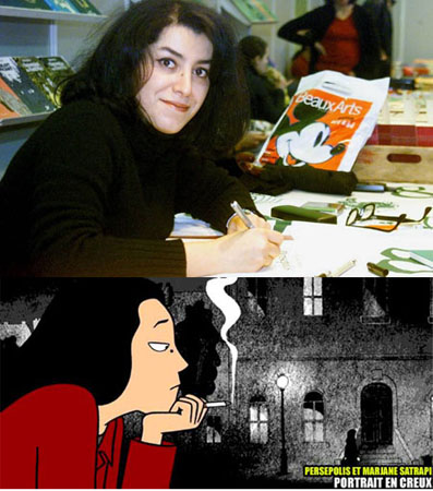 marjane satrapi parents