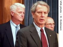 Congressmen Walter Jones, William Delahunt and Wayne Gilchrest, 25 Oct 2007