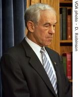 Congressman Ron Paul, 25 Oct 2007