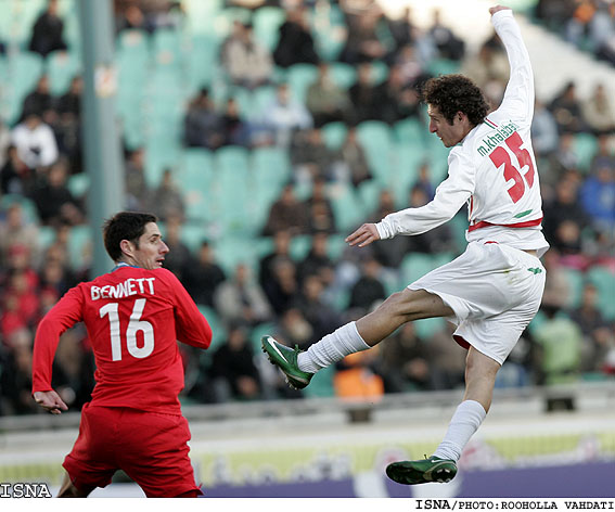 Iran qualifies for Asian Cup 2011 [