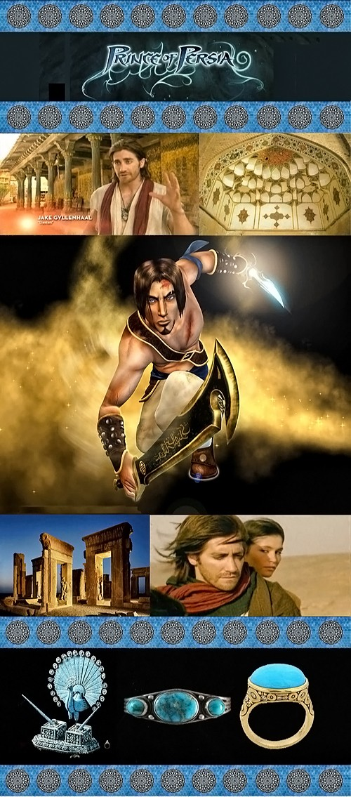 Prince Of Persia Finishes Shooting