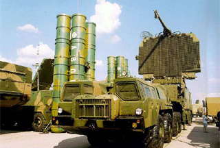 Russia's S-300 Anti-Missile Defense System