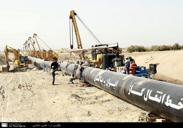 Iran-Pakistan gas pipeline