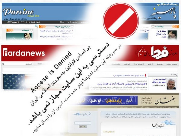 You Can Tell Web Censorship Is Really Bad In Iran