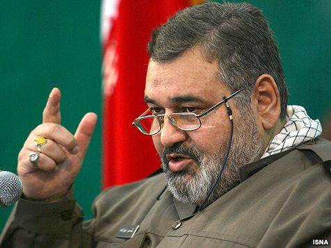 Iran's Armed Forces Chief of Staff Hassan Firouzabadi