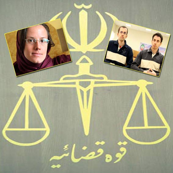 American hikers - Iran justice scale