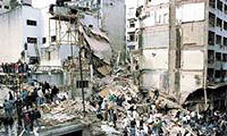 1994 bombing attack on the Argentine Israelite Mutual Association (AMIA)