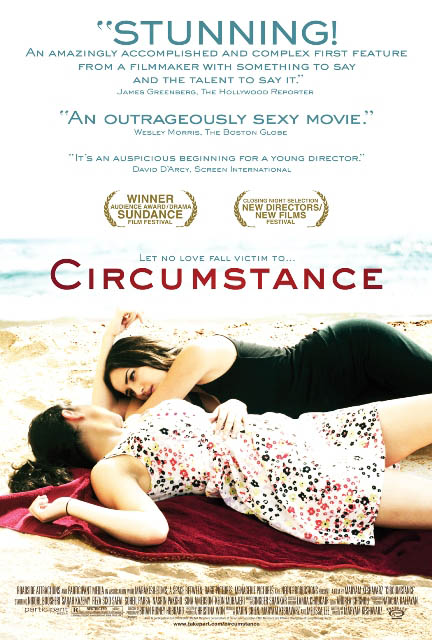 Circumstance, the winner of the 2011 Sundance Film Festival Audience Award