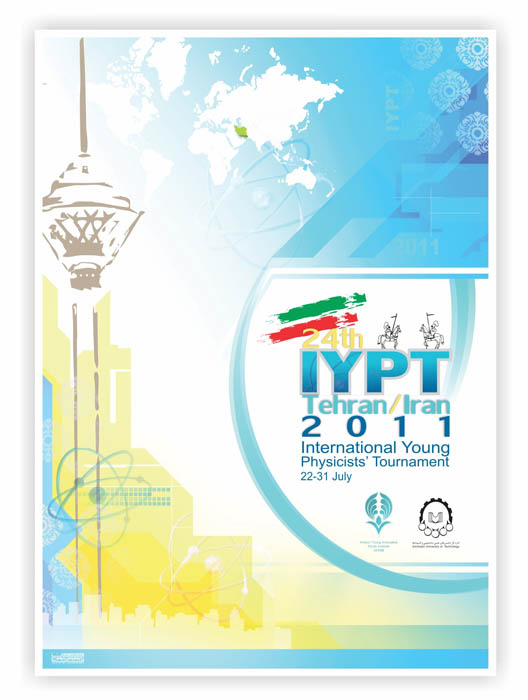 24th International Young Physicists' Tournament (IYPT) - Iran