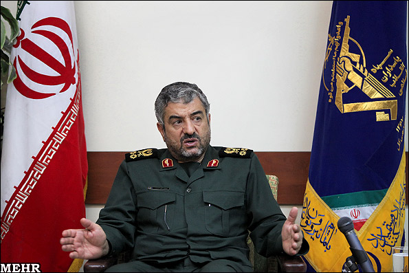 IRGC Chief Mohammad Ali Jafari