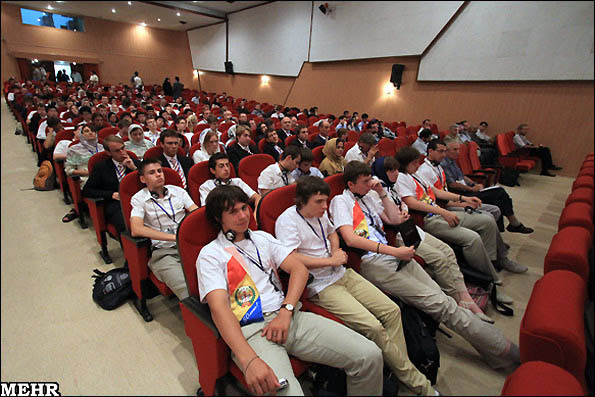 International Young Physicists Tournament in Tehran