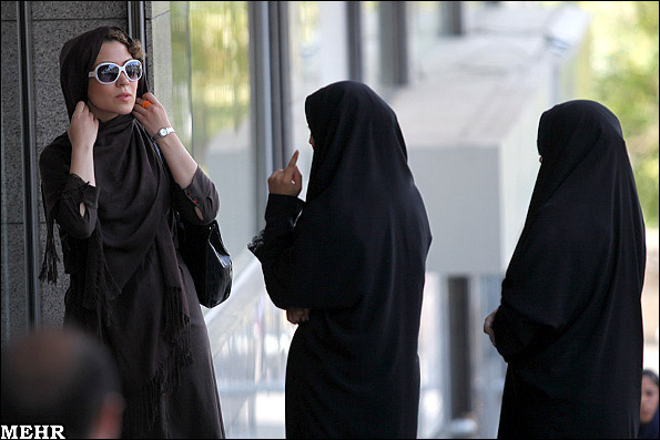 "Morality police in Tehran questioning or detaining women for ""improper hejab"""