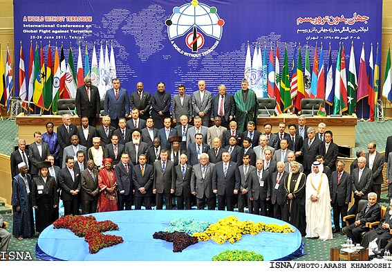 International Conference on Global Fight against Terrorism - Tehran