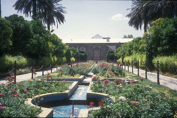 Ghavam garden in Shiraz