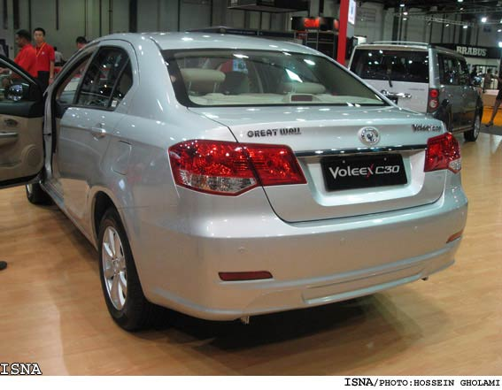 Iran's Rhine Auto Manufacture Company, a subcategory of Kerman Khodro Car Maker, whose contract with South Korean Hyundai companies on manufacture of Avante ...