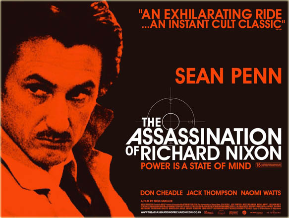 assassination of Richard Nixon - movie poster