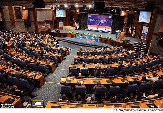 21st International Congress on Irrigation and Drainage (ICID) opens in Tehran