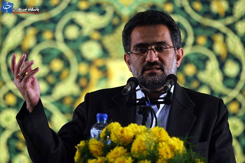 Mohammad Hosseini, Iranian minister of culture and Islamic guidance