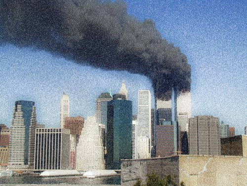 September-11 attack on USA