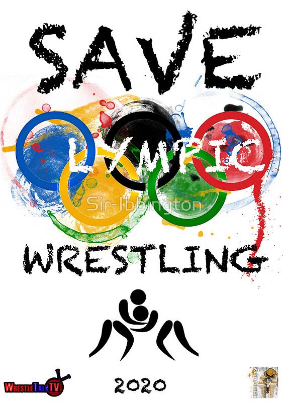 Save Olympic Wrestling Cover Photo Wrestling remains in O...