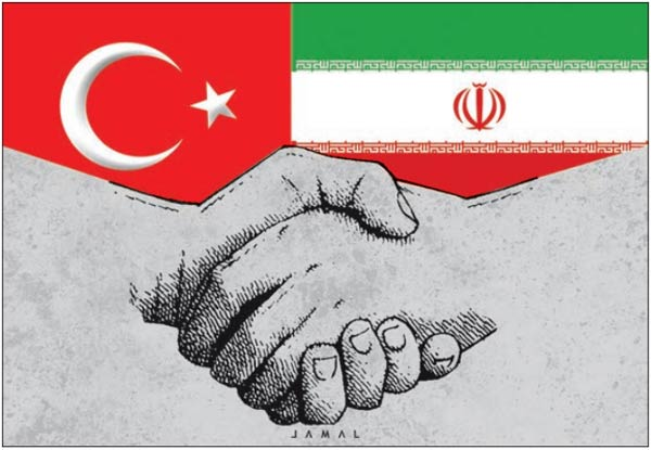 Turkey: We are not bound by U.S. sanctions on Iran