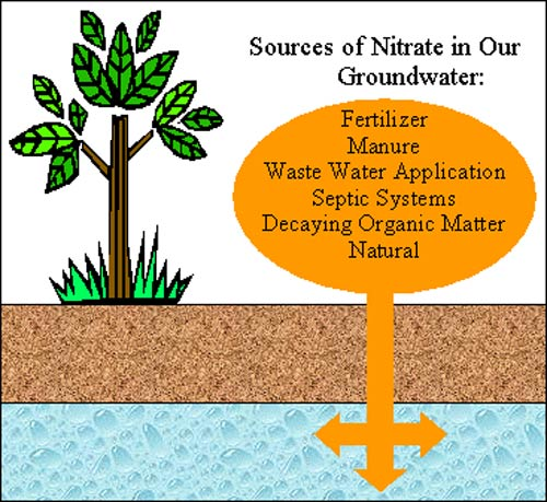 a research on the serious health threat of nitrate contamination on groundwater Original research groundwater quality in a of mpumalanga pose a serious threat to the health of of groundwater sources can include nitrate.