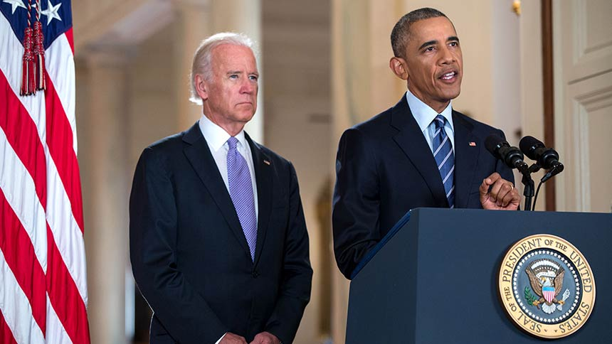 Photo president obama announcing the iran nuclear deal in july 2015