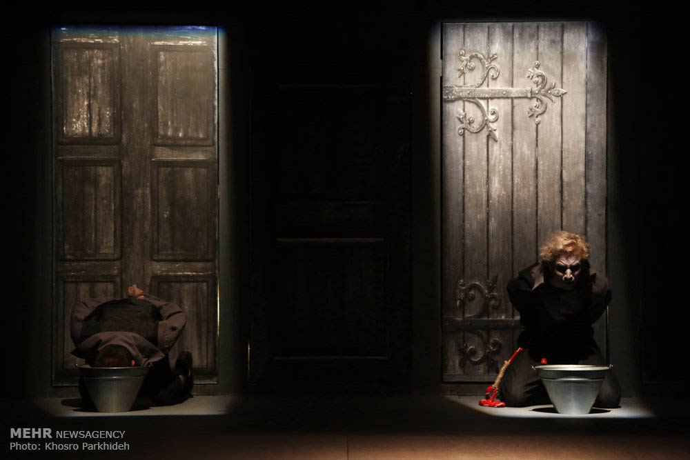"""Non Muslim Perspective On The Revolution Of Imam Hussain: New Theater Opens With """"Crime And Punishment"""" In Tehran"""