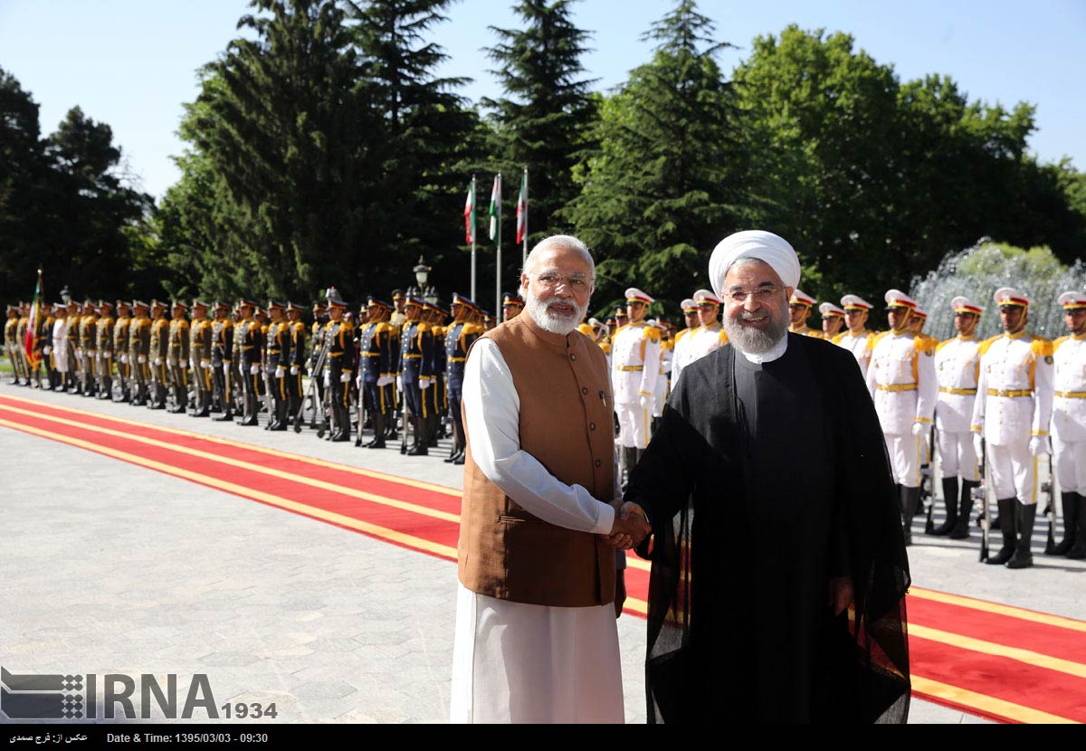 Iran's President Rouhani to go to India from Feb 15-17