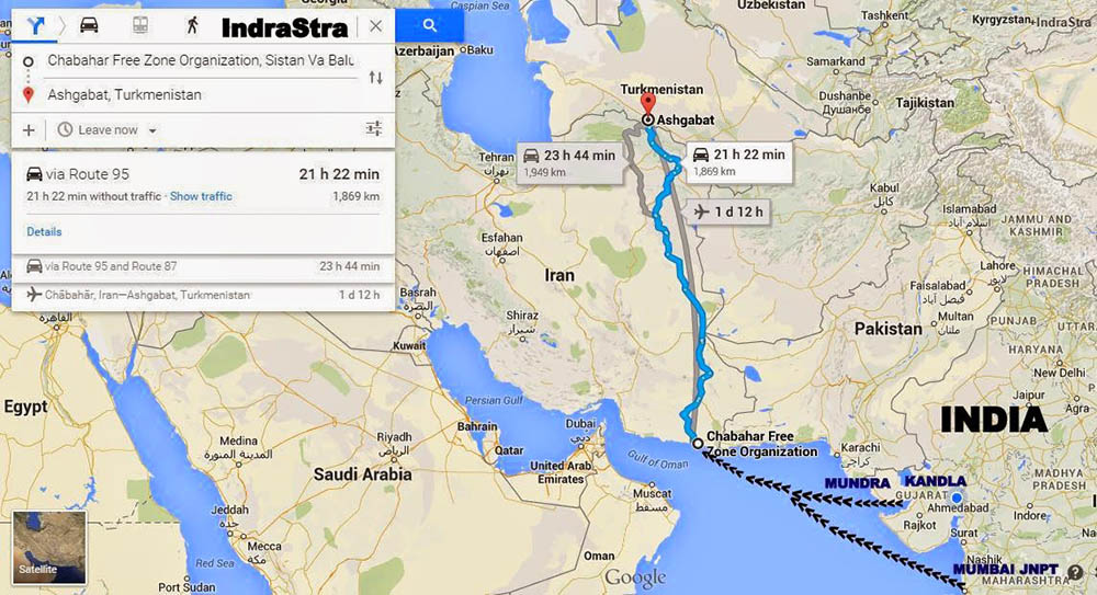 Iran's Chabahar Port will Start by 2018