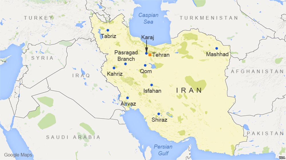 Quake of 5.2 magnitude in southeastern Iran injures at least 23