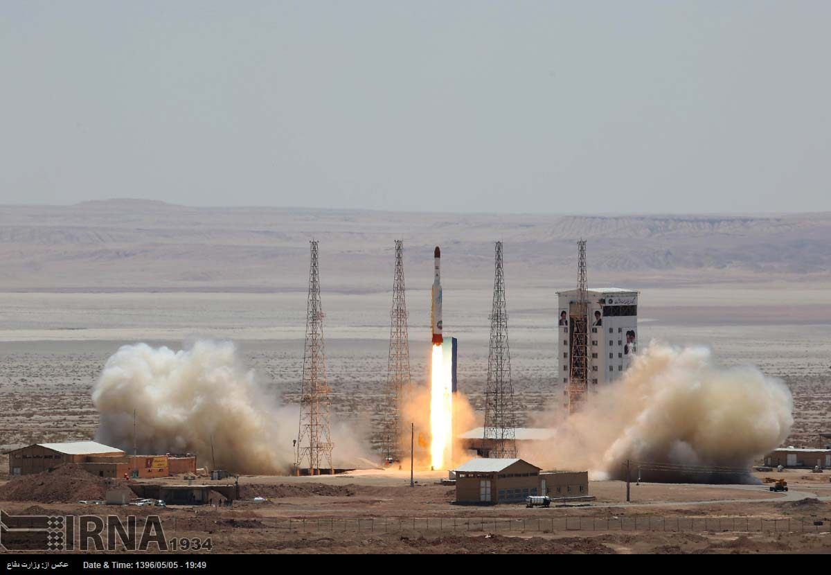 USA  slaps sanctions on Iran firms after satellite launch