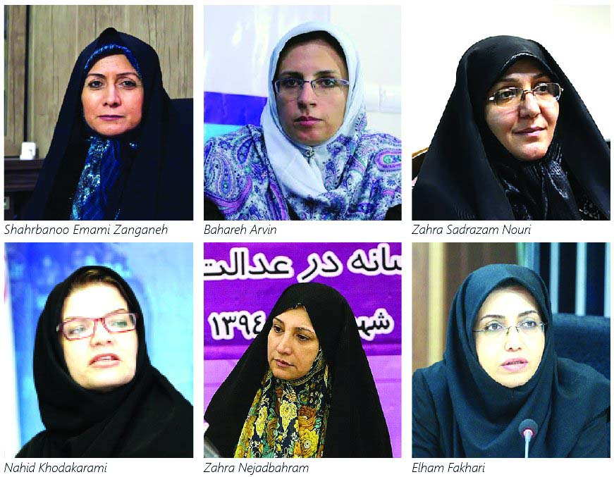Women win highest ever seats in Tehran City Council election