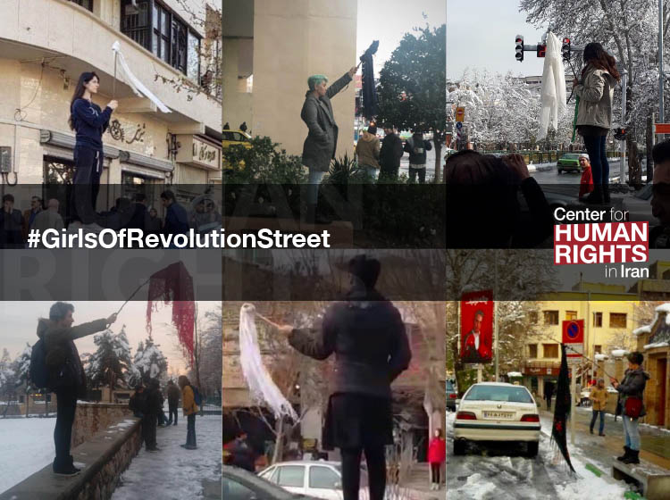 Washington supports Iranian women protesting against compulsory hijab