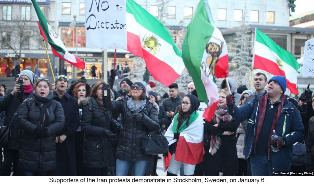 USA and Britain fail to cause Iran unrest