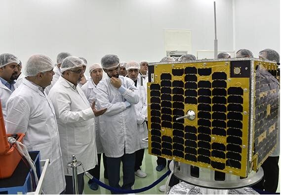 Iran to launch two satellites in 'coming days'